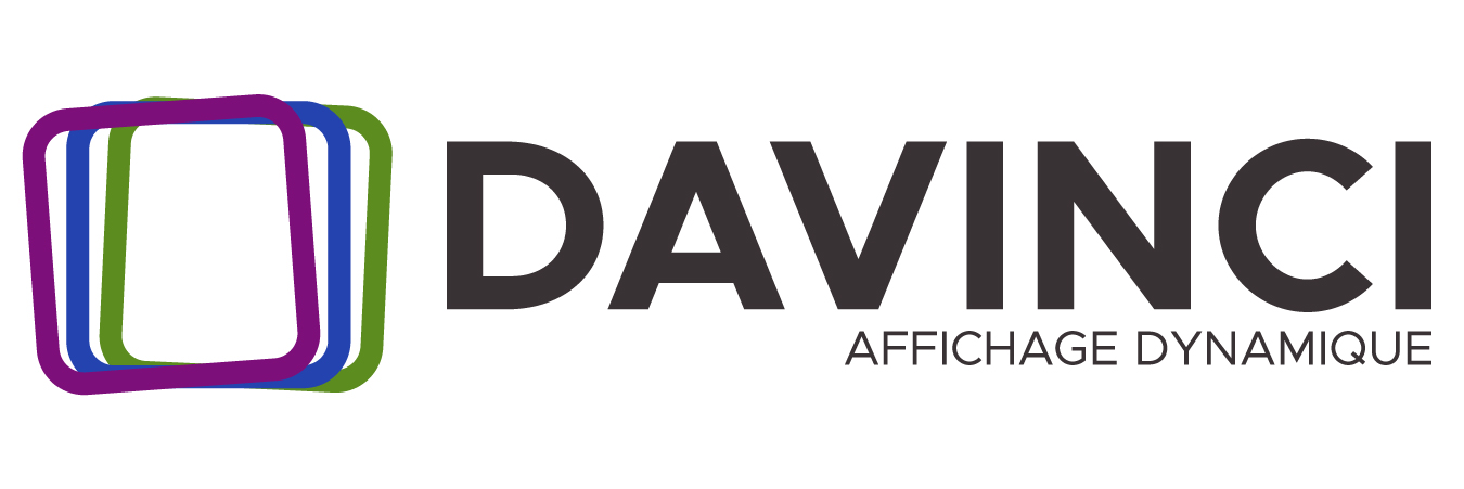 Affichage Davinci